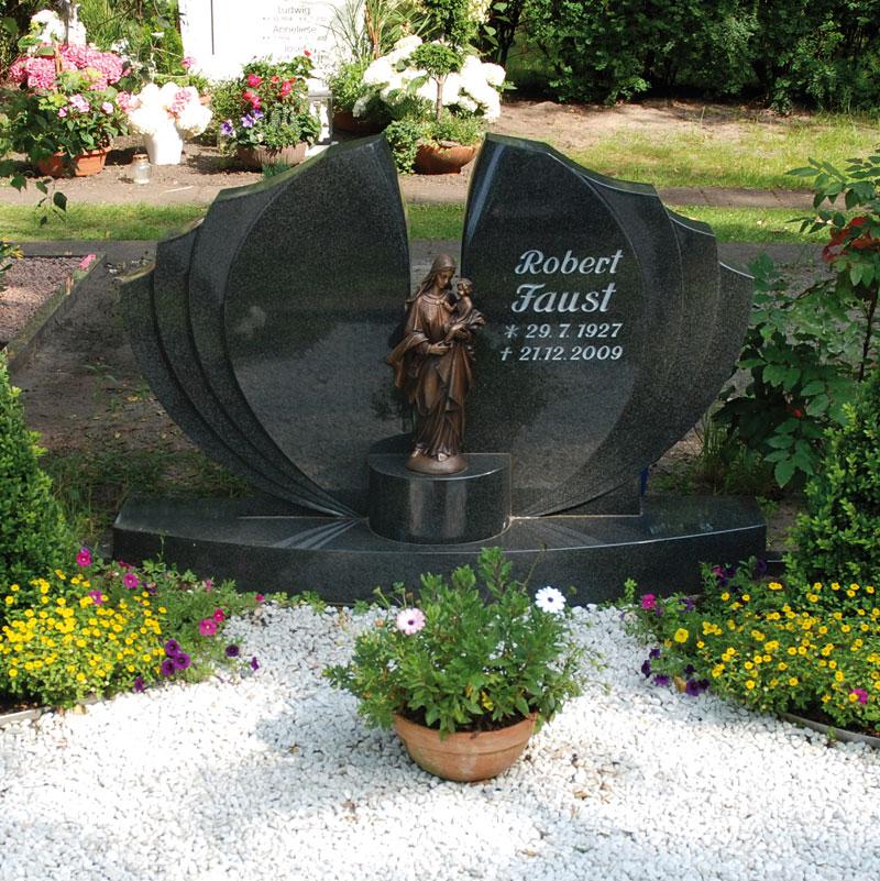 Grabmal-Faust