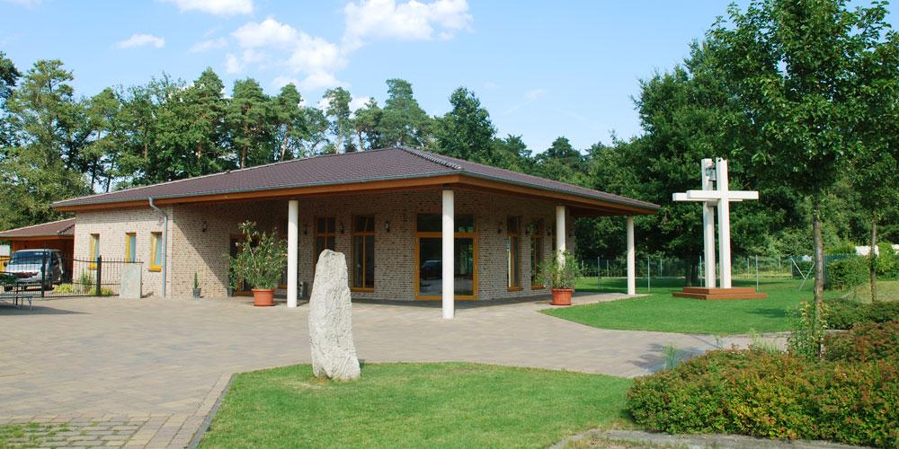 Trauerkapelle Dunschen in Hövelhof