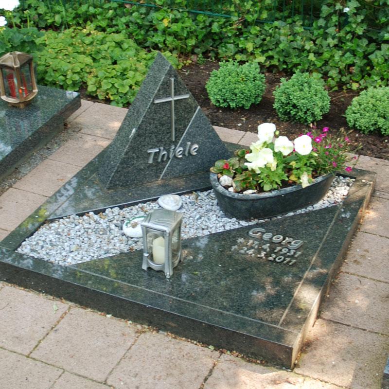 Urnengrab-Thiele